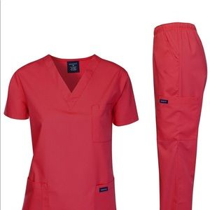 0281 Dagacci Scrubs Medical Uniform Women and Man